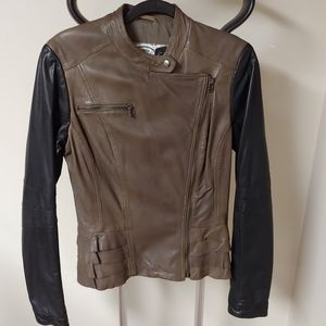 Danier 'Blink Collection' Leather Jacket